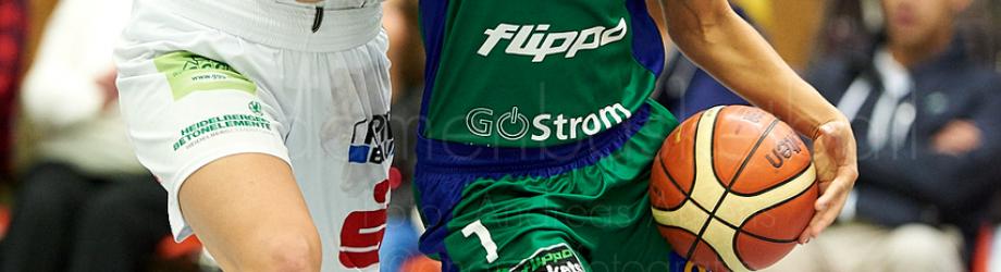 Sensation: flippo Baskets bezwingen Deutschen Meister